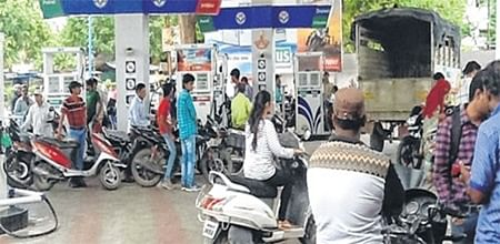 Indore: City fuel pumps to give additional discount on digital payments