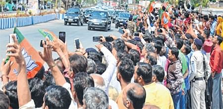 Indore: Prime Minister Narendra Modi's visit left of human chain & harried commuters