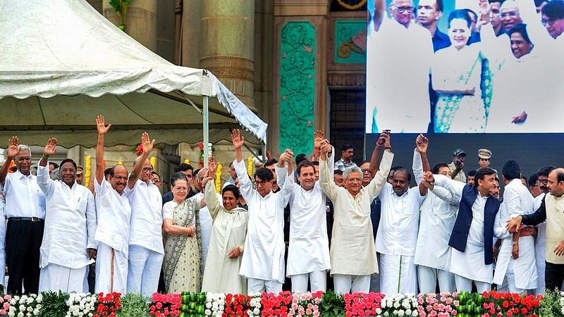 Opposition parties to meet on December 10 in Delhi to hatch plan to combat Modi government