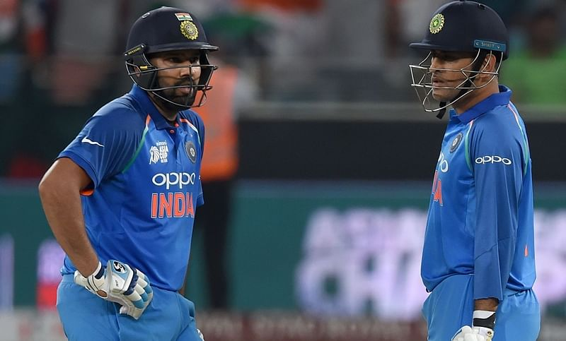 Asia Cup 2018: I am similar to MS Dhoni when it comes to being calm, says Rohit Sharma