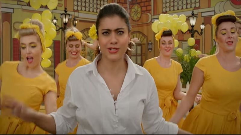 Helicopter Eela 'Ruk Ruk' Song: Kajol brings back Tabu's groovy track from the 90s