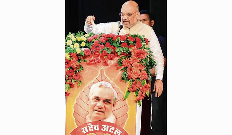 Upcoming Assembly polls promo for LS elections: Amit Shah