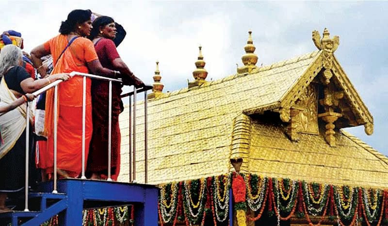 Kerala poll body warns parties against use of Sabarimala issue in campaigning