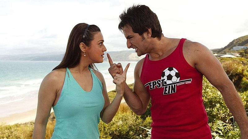 Monday Memories! Did you know Preity Zinta and Saif Ali Khan wanted to kill each other; read full story