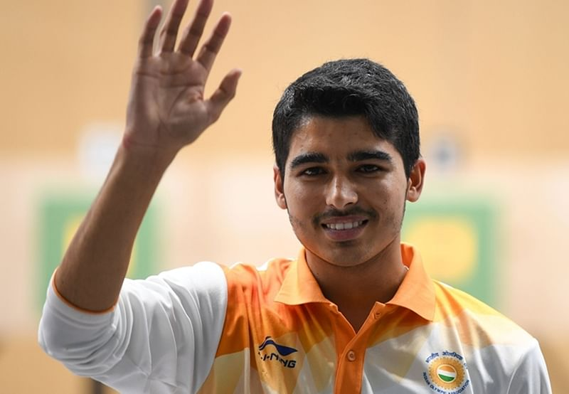 16-year-old Saurabh Chaudhary wins 10m air pistol gold at ISSF Shooting World Cup, secures Tokyo Olympics quota