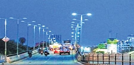 Indore: 8500 LED lights to be installed in ABD area, says IMC