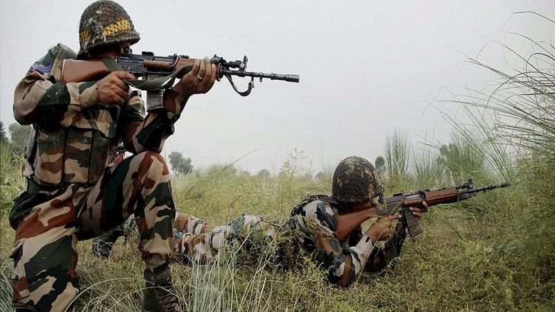Jammu and Kashmir: 2 terrorists gunned down by security forces, ammunition recovered
