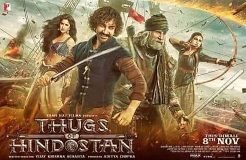 Leaked or Fake? Aamir Khan, Katrina Kaif starrer 'Thugs of Hindostan' poster goes viral