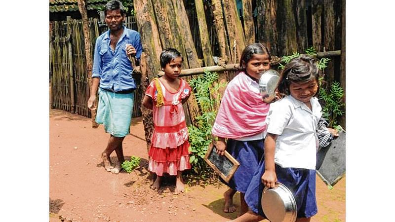 Hostel for tribal students stuck in red tape for 4 yrs