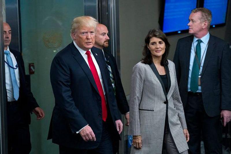 Trump seeks Iran's global isolation