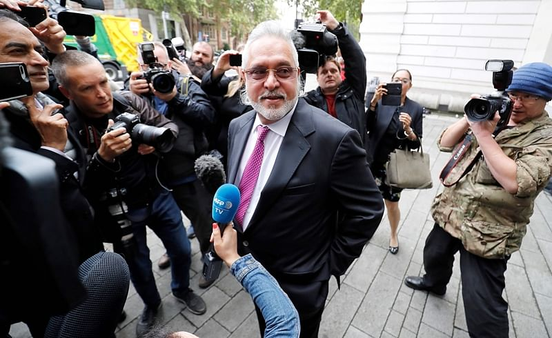 Vijay Mallya extradition case: Liquor baron arrives at UK Court, says his offer to banks 'not bogus'