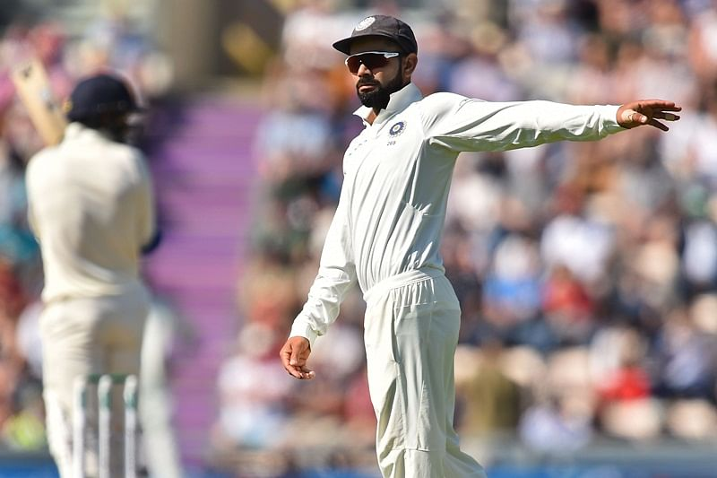 India vs England: We need to learn art of crossing the line in pressure situation, admits Virat Kohli