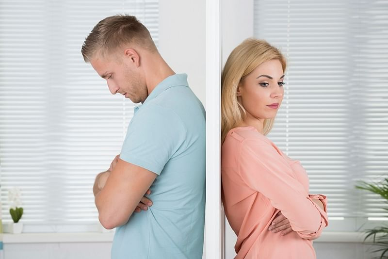 Can a trial separation really help in a marriage on the rocks?