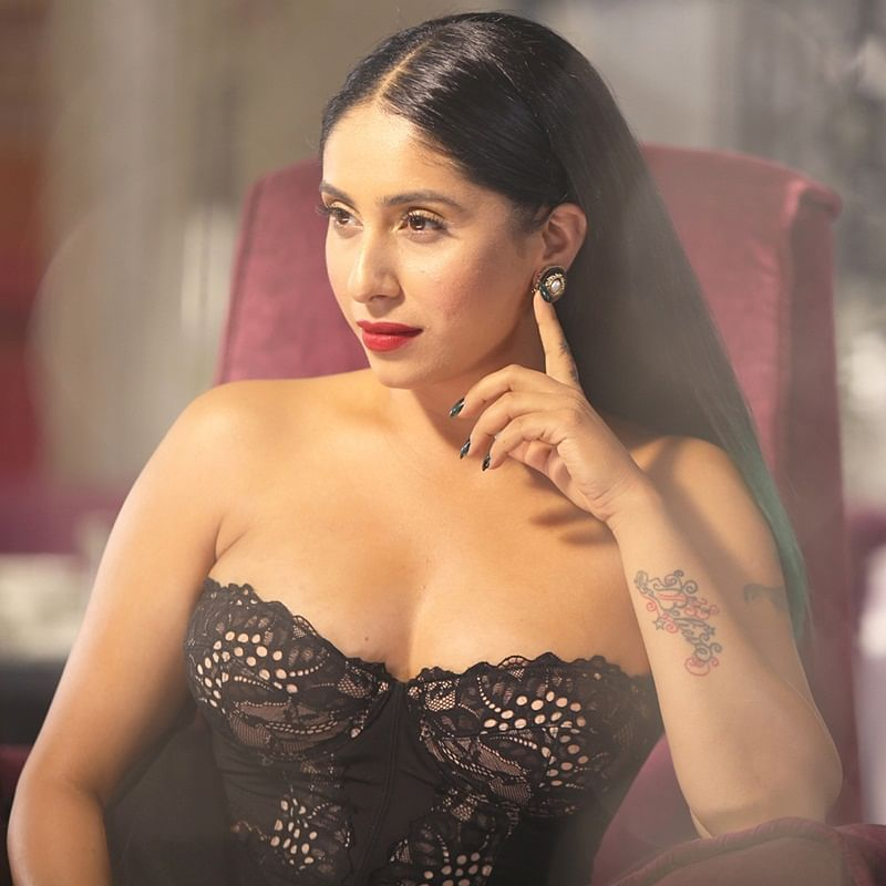 Bollywood singer Neha Bhasin on how she reconnected with books again