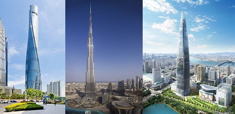 Skyscraper Day 2018: Burj Khalifa to Lotte World Tower, look up to these towering Asian marvels