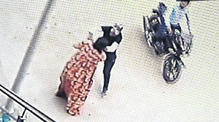 Ujjain: Woman thwarts chain snatching bid