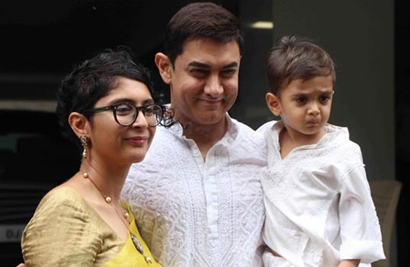 Cuteness overloaded! Mr Perfectionist Aamir Khan shares rare family picture of his 'lazy Sunday'; See pic