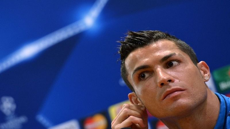 Cristiano Ronaldo picks himself up for Juventus trip to FrosinoneCristiano Ronaldo picks himself up for Juventus trip to Frosinone