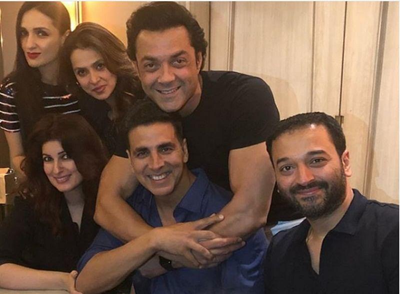 Happy Birthady Akshay Kumar: Twinkle Khanna wishes her 'lovely Mr. K' on 51st birthday