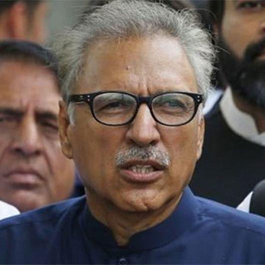 'Kashmiris & Pakistanis are one', says Pakistan President Arif Alvi