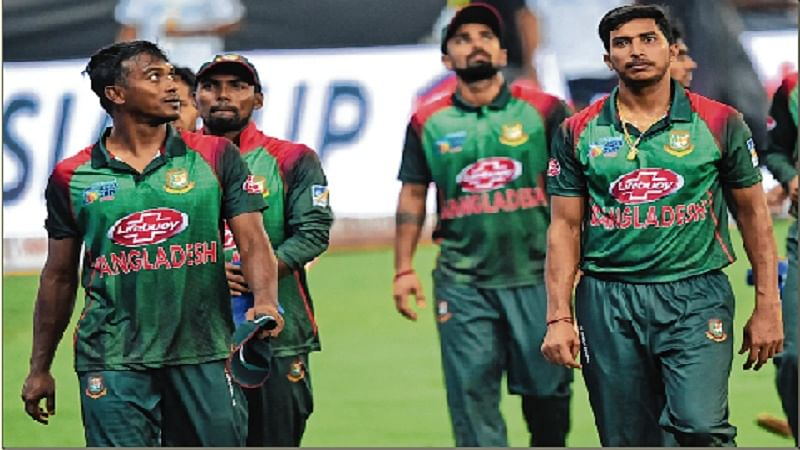 Mortaza: We didn't capitalise when we had it under control