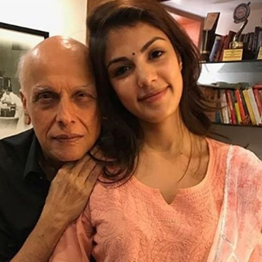 Rhea Chakraborty's call records show she spoke to Mahesh Bhatt 16 times, Aditya Roy Kapur 23 times