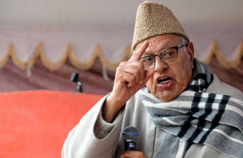 Now, war of words erupts between Farooq Abdullah, Jitendra Singh