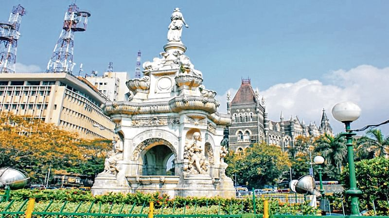 Rejuvenated Flora Fountain to be ready for public display by 2018-end