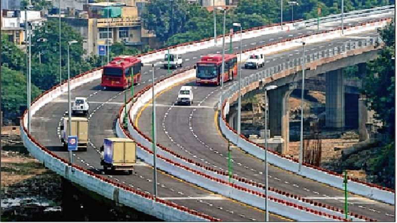 Space under 26 MSRDC-run flyovers to be beautified