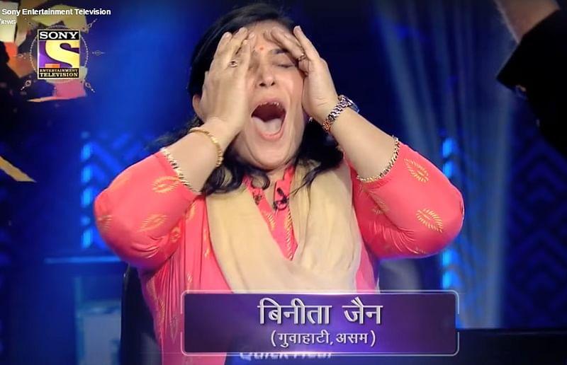 First crorepati of KBC season 10 is Assam's Binita Jain; watch video