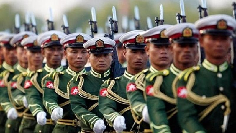 Myanmar army should be removed from politics: UN