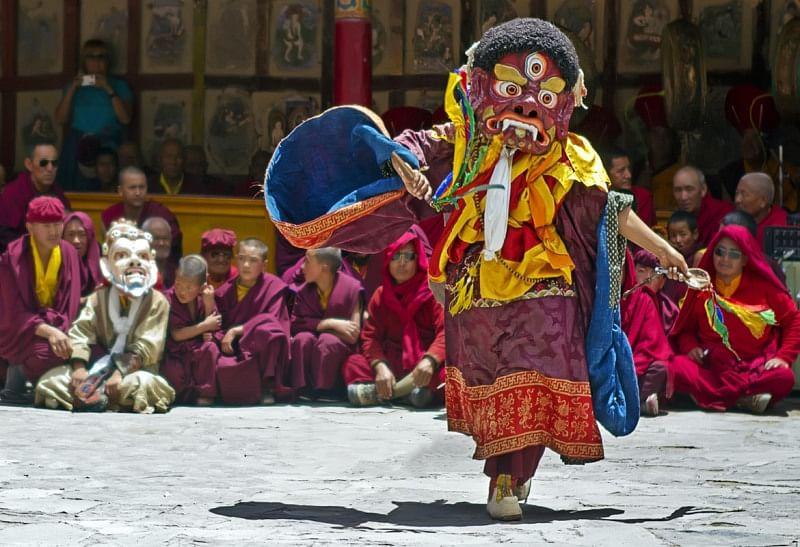 Naropa Festival: The Kumbh Mela of the Himalayas