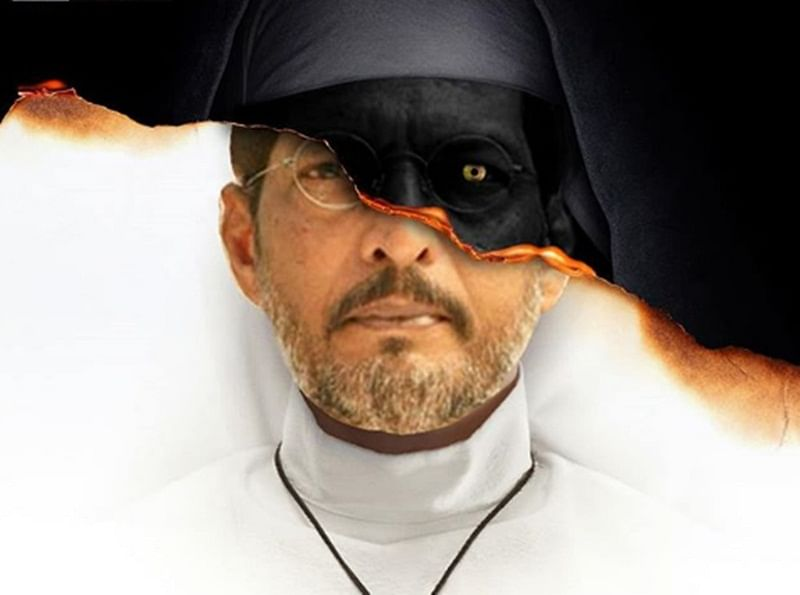 Nana Patekar shares 'The Nun' meme made on him by AIB, and this is how internet reacted