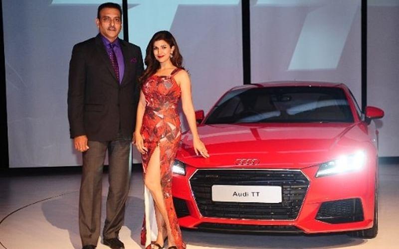 Shocking! Reports claim 'Airlift' actress Nimrat Kaur dating Indian cricket team coach Ravi Shastri
