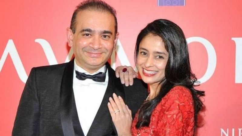 NBW issued for wife of Nirav Modi