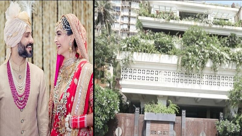 OMG! Sonam Kapoor's wedding venue gets robbed, goods worth lakhs stolen from maasi's bungalow
