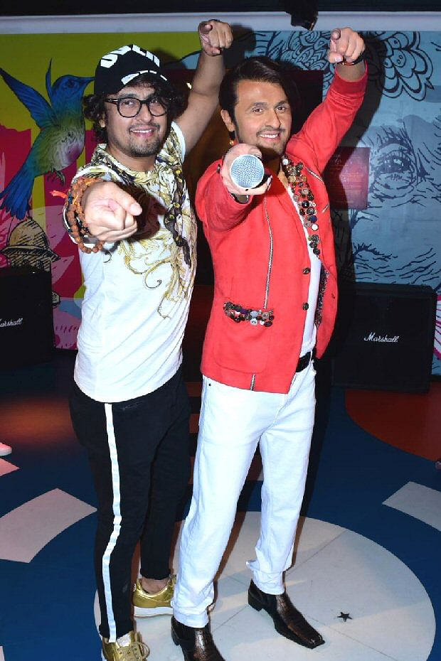Sonu Nigam's wax statue at Madam Tussauds all set to be unveiled
