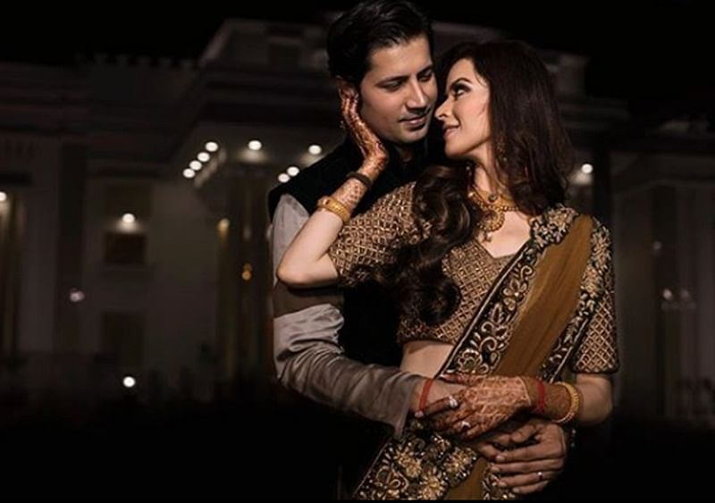 The story of Sumeet Vyas and Ekta Kaul Vyas' engagement ring is unique in every sense!