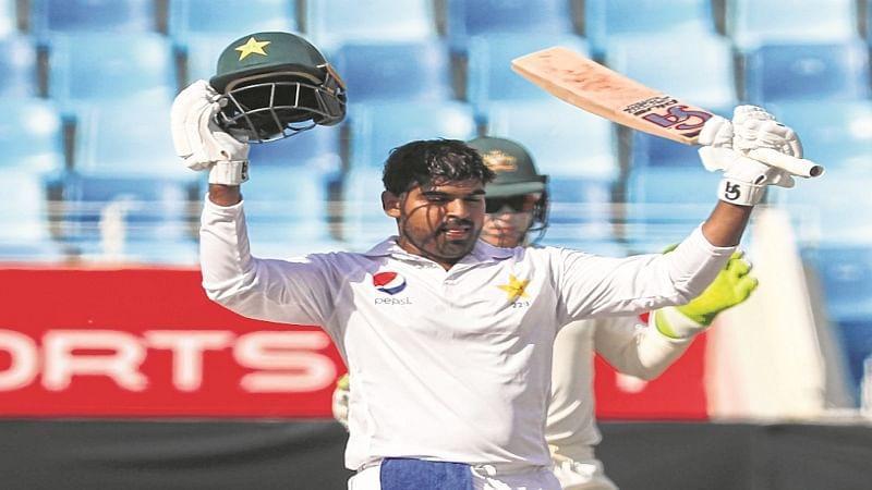 Sohail hits maiden Pakistan century