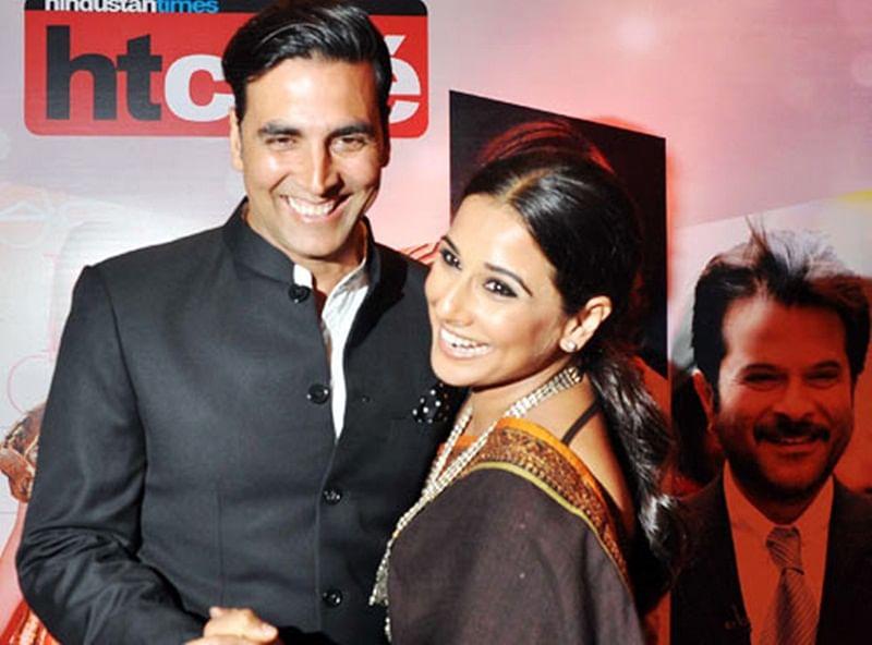Akshay Kumar Vidya Balan reunites for MANGALYAAN movie