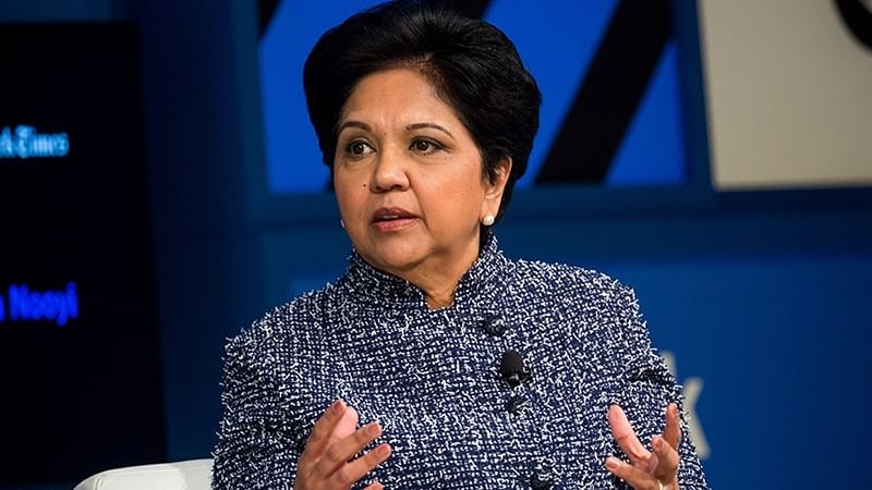 International Cricket Council (ICC) director Indra Nooyi