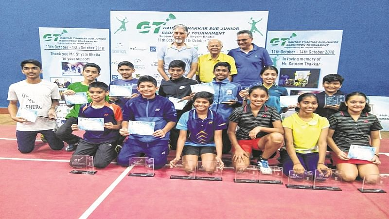 Badminton: Double delight for Aalisha Naik