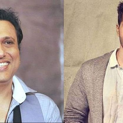 Govinda reposts pic with director David Dhawan as he responds to Varun's birthday wish