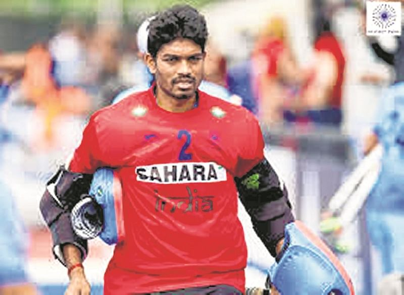 Dope Violation: NADA bans hockey 'keeper Chitke for two years