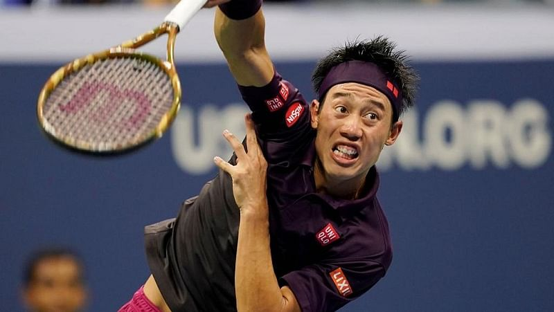 Clinical Nishikori off to flier at Japan Open