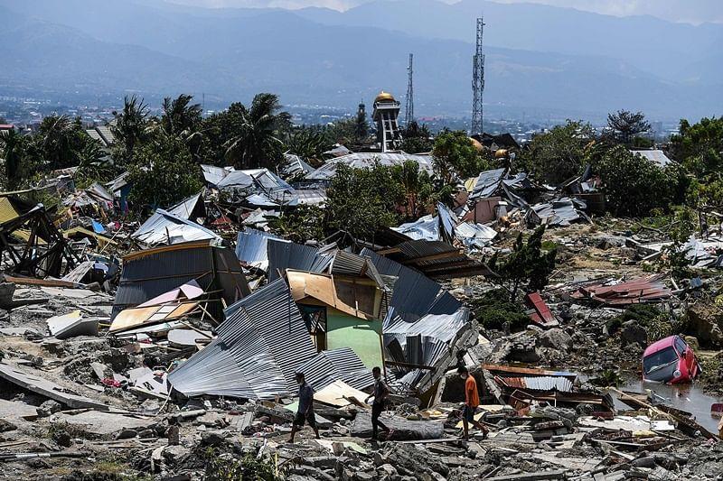Indonesia tsunami worsened by shape of Palu bay: Scientists