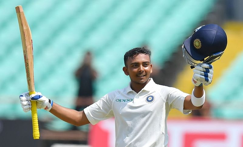I was ready for my debut even in England, says Prithvi Shaw