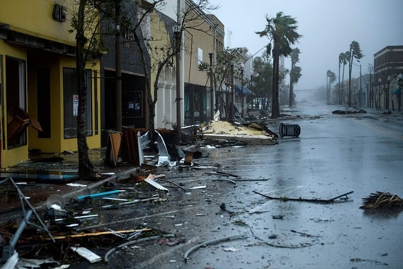 Hurricane Michael: 1 killed as powerful storm hits northern Florida