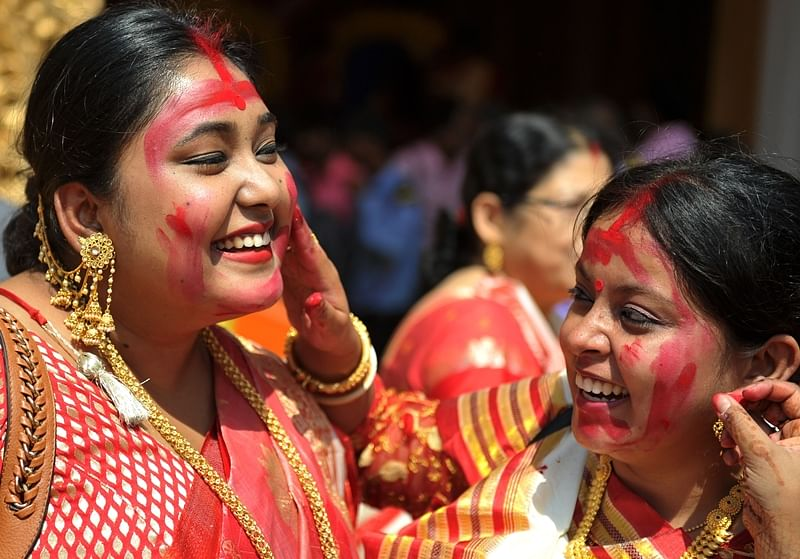 We all worship Durga, but why do women suffer?