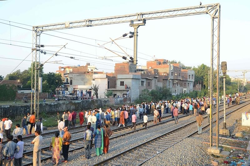 37 trains cancelled, 16 diverted after Amritsar train tragedy